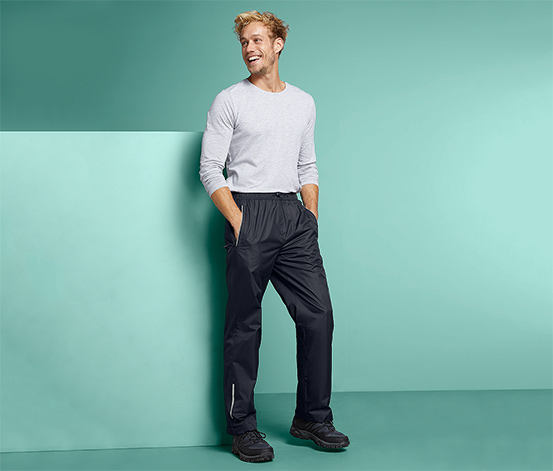Spodnie przeciwdeszczowe uniseks