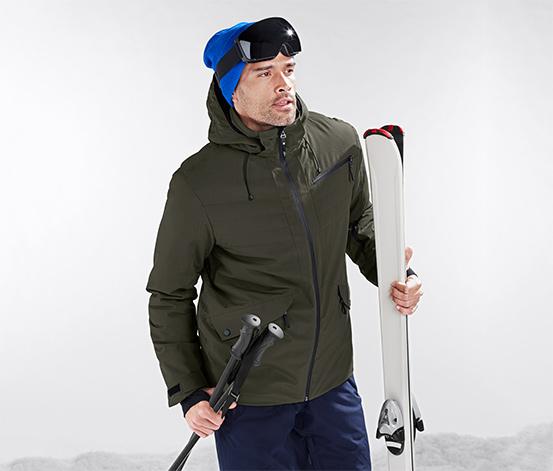 Veste de ski haute technologie