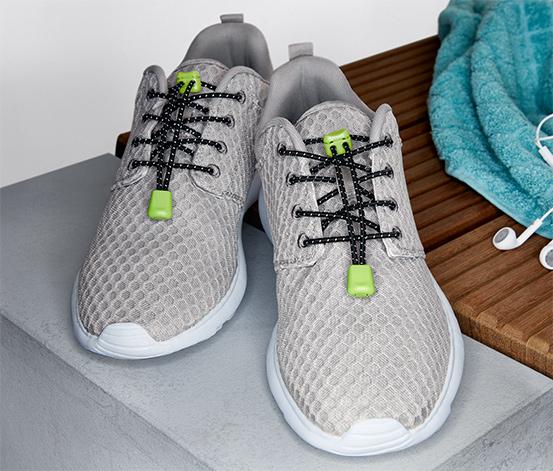 Rugalmas cipőfűző