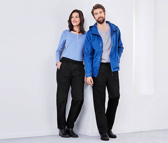 Nepromokavé kalhoty, unisex