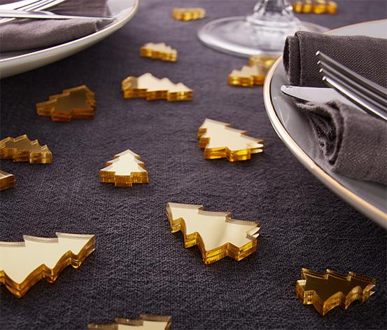 Confettis décoratifs de Noël