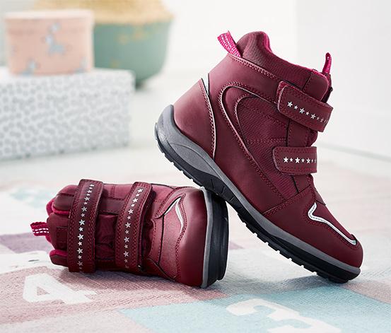 Ciepłochronne buty zimowe