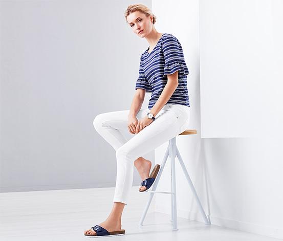 Sedemosminové džínsy