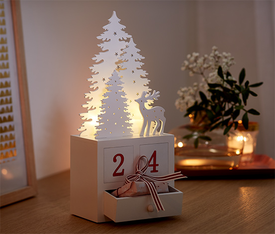 LED-Adventskalender