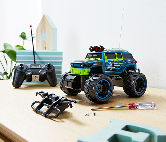 Revell RC Truck »X-RANGER« DIY, ferngesteuert