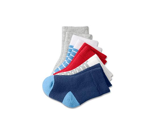 5 paires de chaussettes en tissu éponge