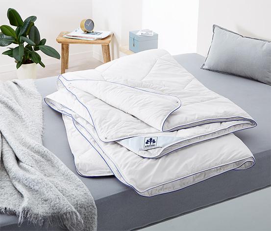 Couette double irisette®, taille normale
