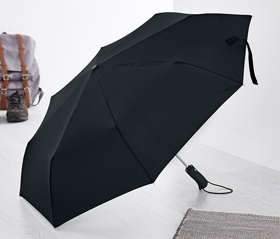 Siyah Cep Şemsiyesi