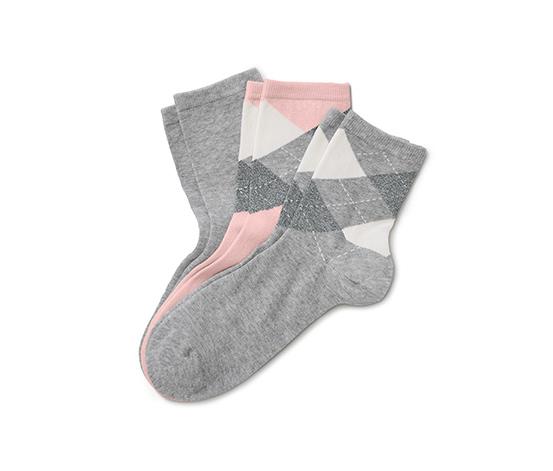 3 par sokker