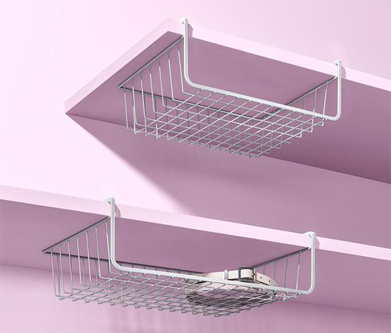 Košíky do skříně, 2 ks