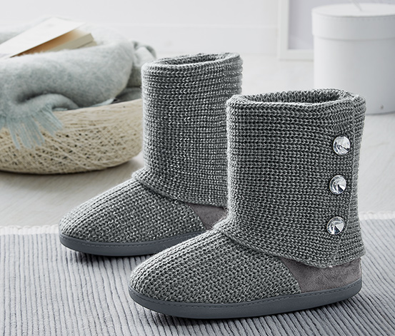 Chaussons boots