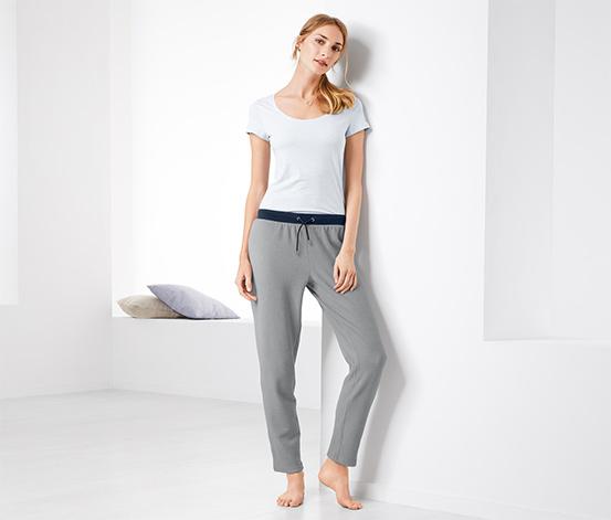 Fleecové kalhoty