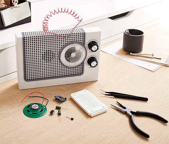 Csináld magad rádió ügyességi játék