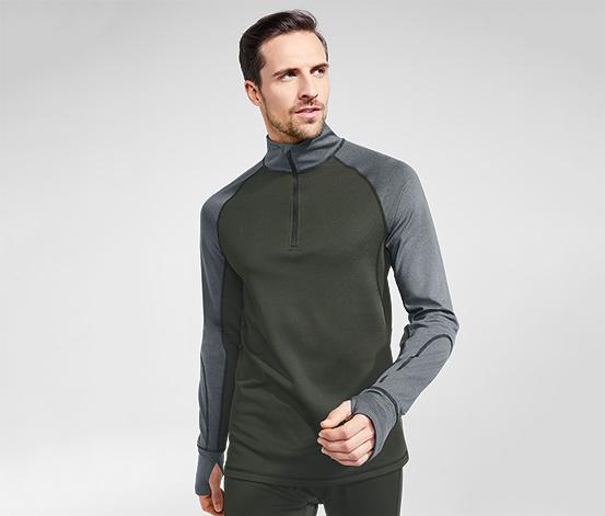 Ciepłochronna bluza funkcyjna