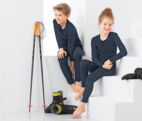 Gyerek funkcionális aláöltözet