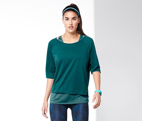 Športové tričko 2 v 1