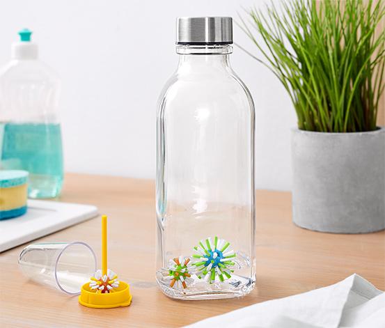 Loptičky na čistenie fliaš, 3 ks