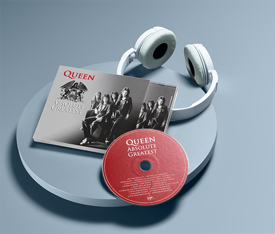 CD: »Queen – Absolute Greatest«
