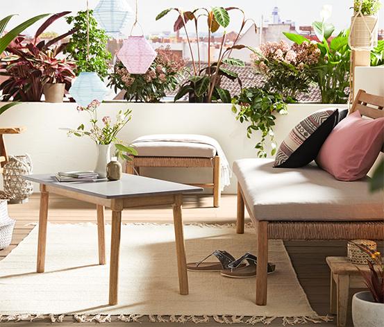 Lounge-Sofatisch