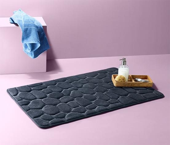 Pohodlná koupelnová předložka cca 60 cm x 100 cm