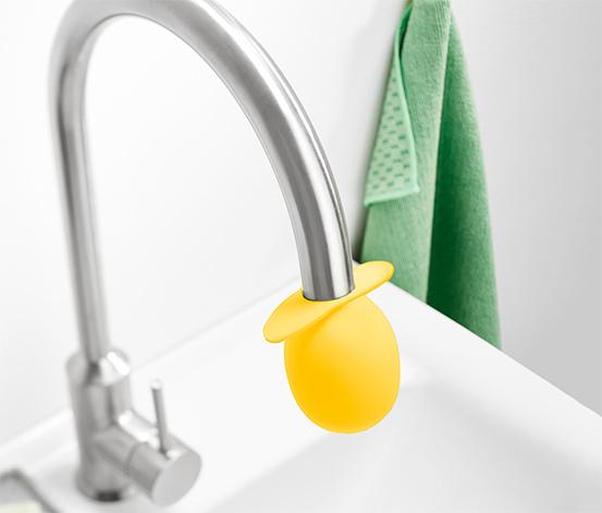 Nástavec na odvápnění vodovodního kohoutku