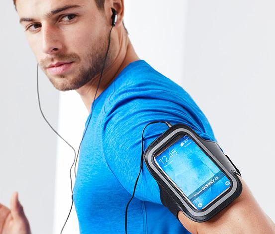 Smartphone-Sportarmband
