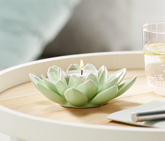 Świecznik na świeczki typu tea light