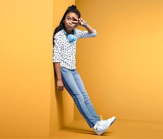 Elastické džíny