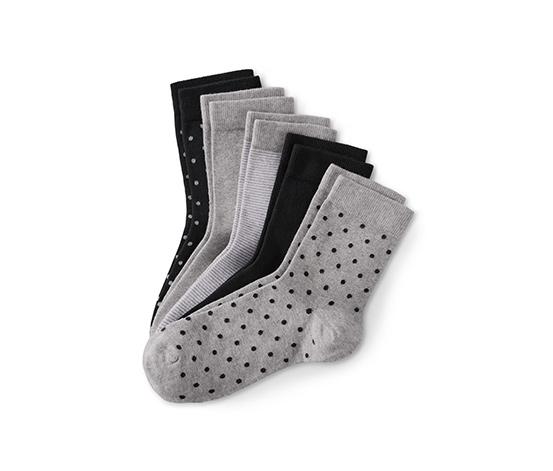 5 Paar Damen-Socken
