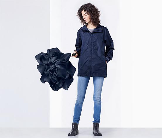 Lacivert Cep Şemsiyesi