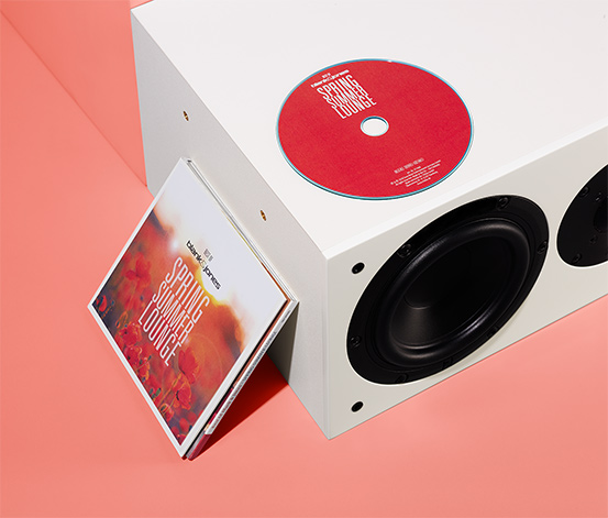 CD «Best of Blank & Jones: Spring Summer Lounge»