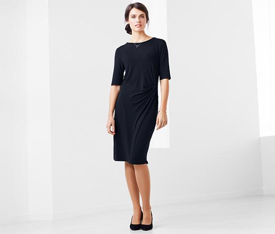Női ruha, sötétkék