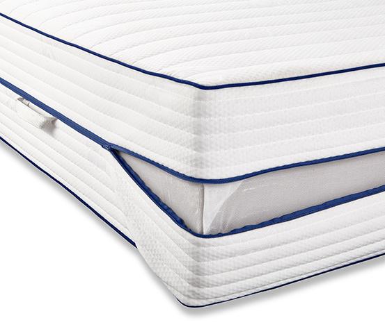 irisette® 7-zónová matrace se soudkovými pružinovými jádry v taškách »Boxspring«, cca 90 x 200 cm