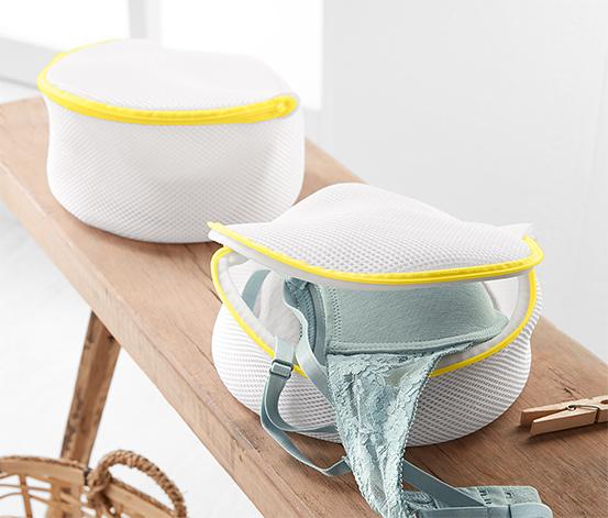2 filets de lavage pour soutiens-gorge