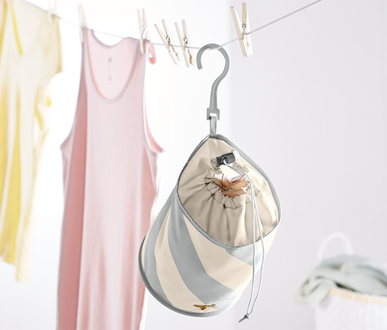 Çamaşır Mandalı Torbası