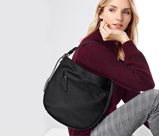 Väska i skinnlook