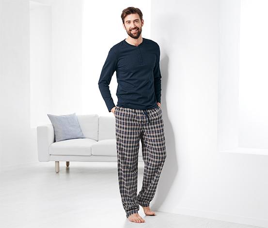 Organik Pamuklu Flanel Pijama Takımı