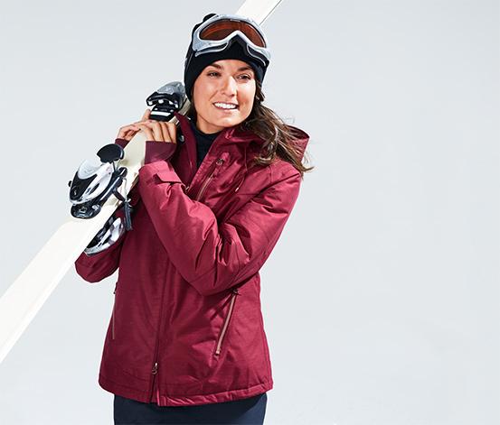 Kurtka narciarska i snowboardowa