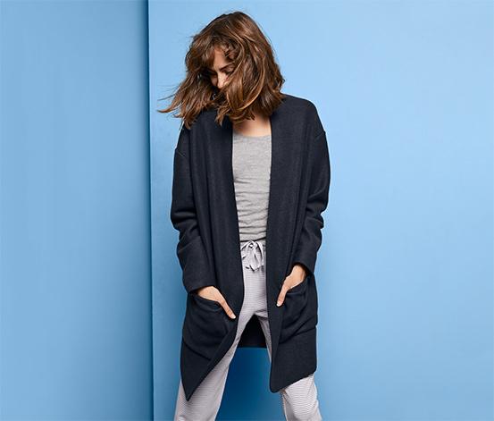 Pohodlný kabátek