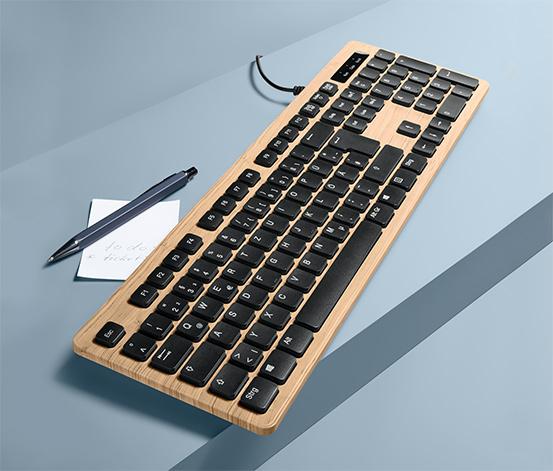tastatur kennenlernen)