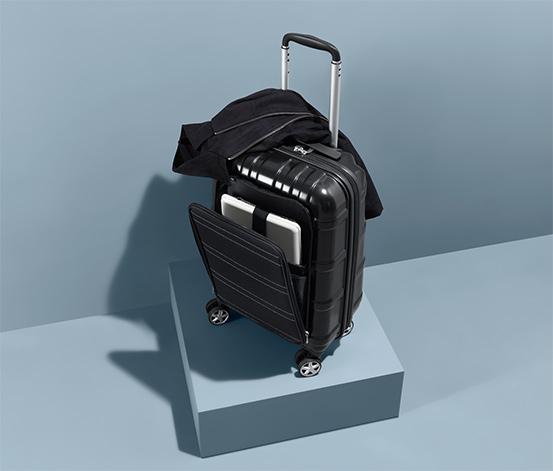 Tchibo Handgepäck-Koffer mit Laptopfach