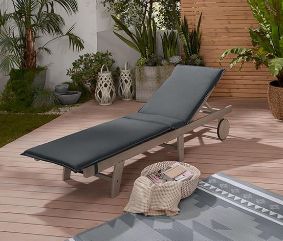 Klappbare Gartenliege Vintage Grey Online Bestellen Bei Tchibo 605018
