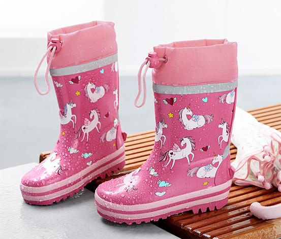 Børnegummistøvler