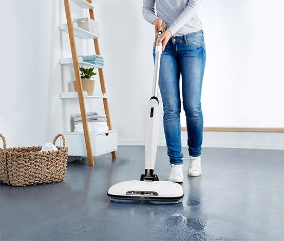 Elektrický mop na podlahu