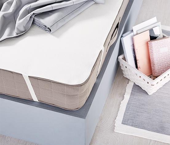Matracvédő, kb. 140 x 200 cm