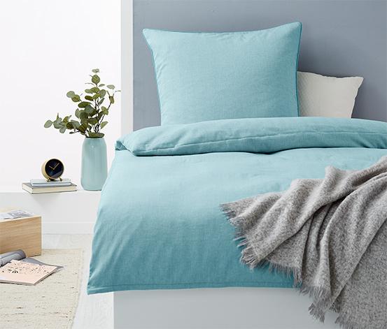 Parure de lit en flanelle, taille normale