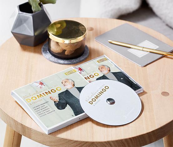 CD »Plácido Domingo«