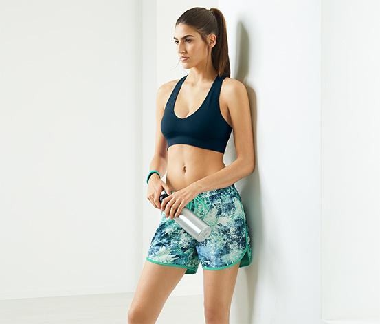 Koupací a běžecké šortky