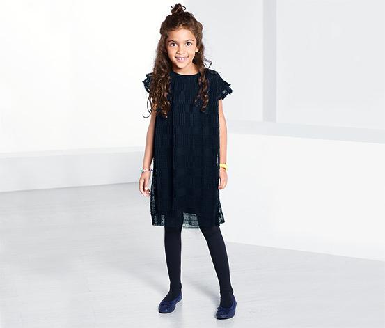 Dziewczęca sukienka tiulowa