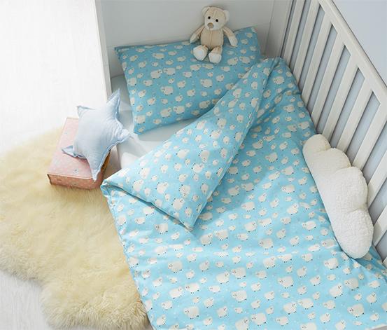 Kleinkinder-Bettwäsche